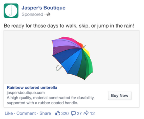 If you don't have access to Facebook dynamic product ads yet, don't worry. You'll get to use them soon.